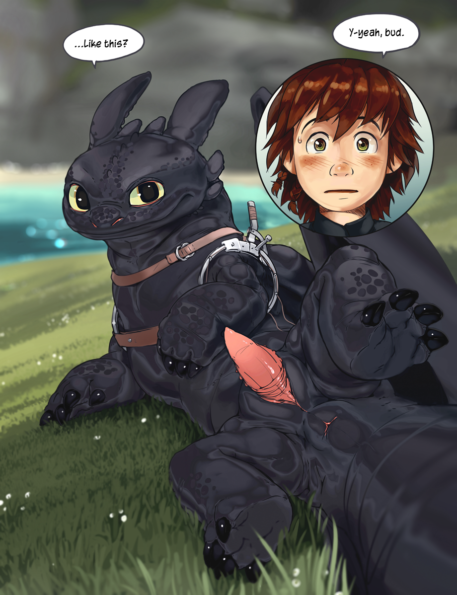 fury a becomes night hiccup fanfiction Jessica rick and morty
