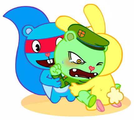 tree friends happy Brandy and mr whiskers hentai