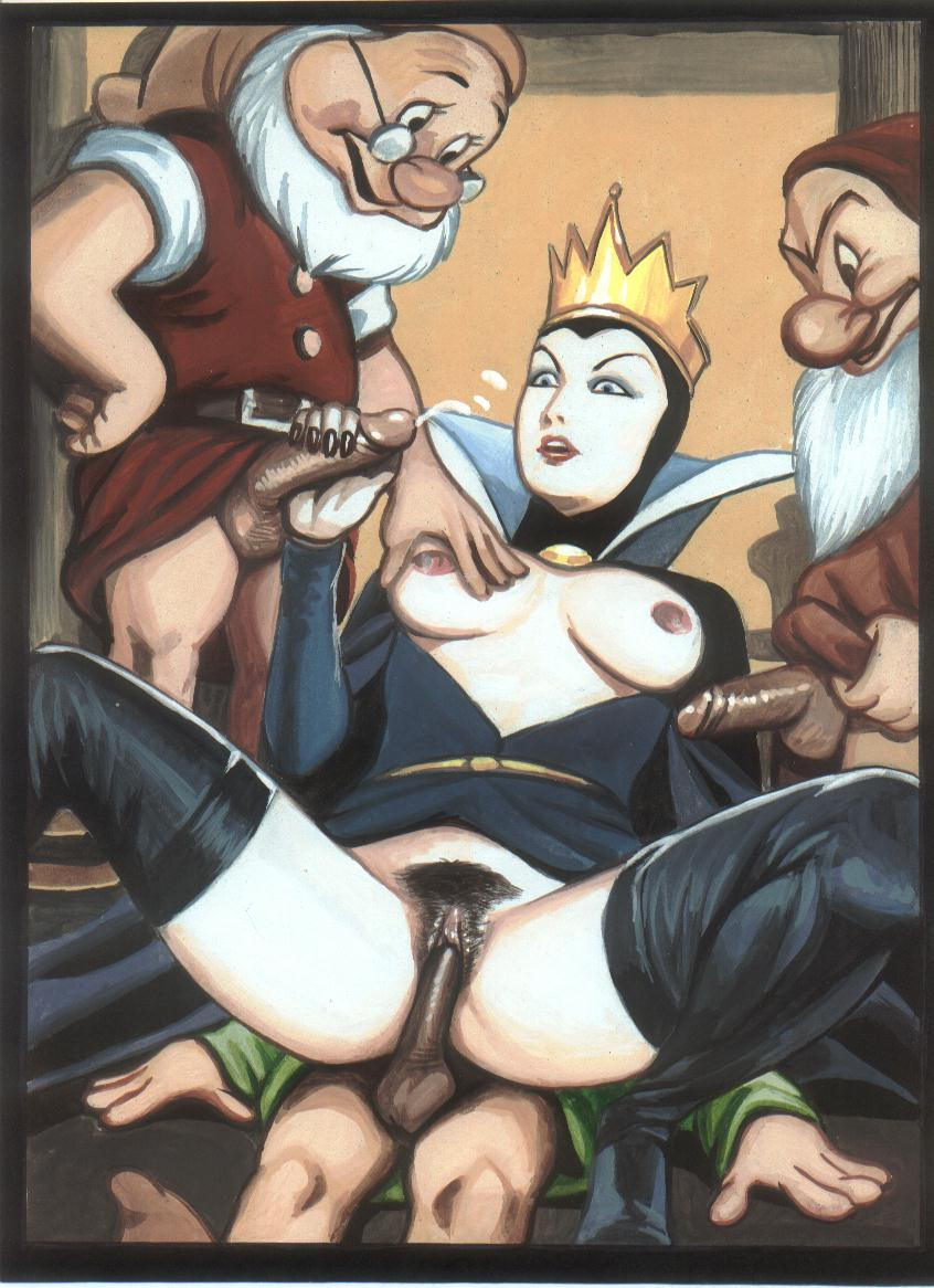 queen high ever after the evil Kim possible and shego hentai