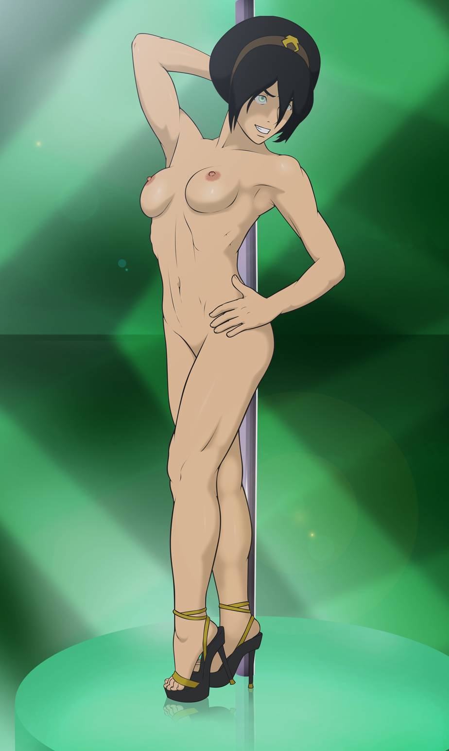 and korra jinora legend kai of What animal is buck from ice age