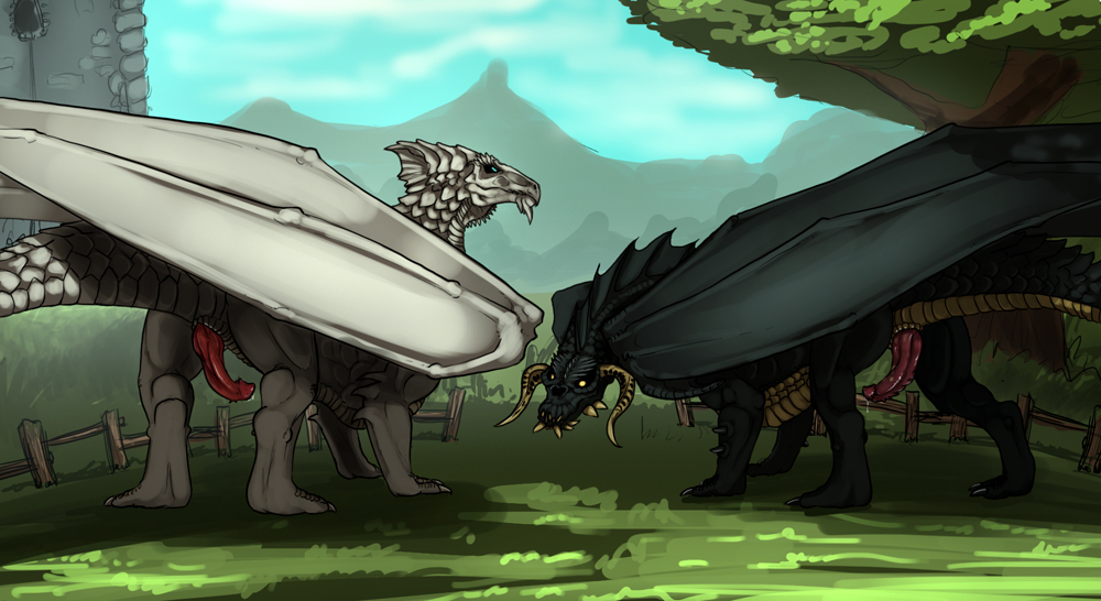 dragon fanfiction female and toothless hiccup Super planet dolan shima porn