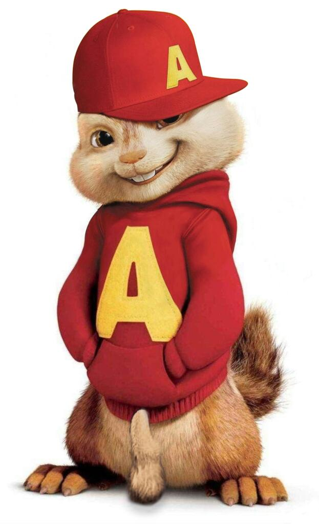 chipmunks the and from alvin eleanor :sweat_drops:
